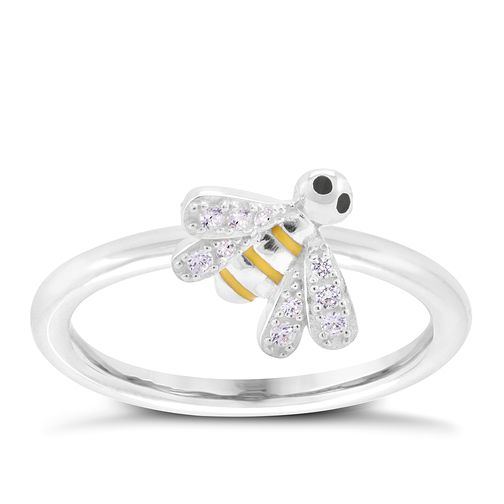Chamilia Honey Bee Stacking Ring Small - Product number 4376250