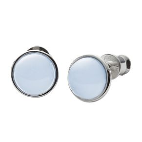 Skagen Sea Glass Stainless Steel Stud Earrings - Product number 4380894