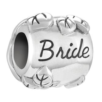 Chamilia Bride To Be Sterling Silver Bead - Product number 4381238