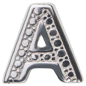 Chamilia Keepsake Locket Memory Charm Letter A - Product number 4381386
