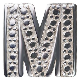 Chamilia Keepsake Locket Memory Charm Letter M - Product number 4382145