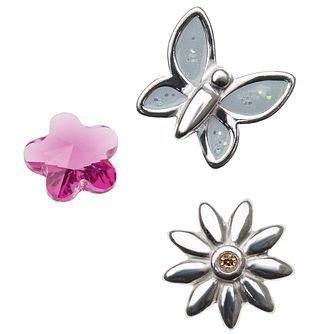 Chamilia Keepsake Spring Fling Memory Locket Charms - Product number 4383109