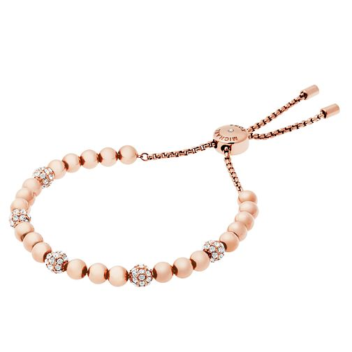 Michael Kors Wisteria Rose Gold Tone Bracelet - Product number 4385071
