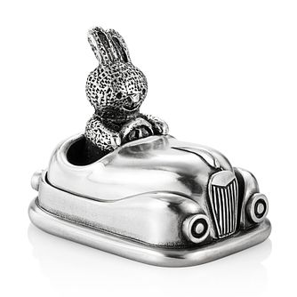 Royal Selangor Children's Bunny Car Figurine - Product number 4414950