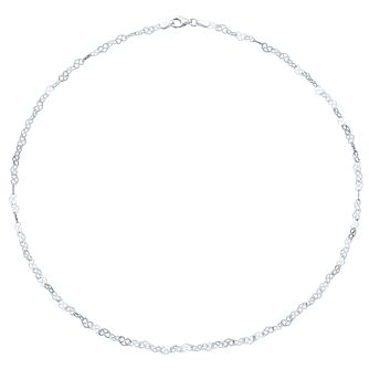 "Sterling Silver Heart Link 30"" Chain Necklace - Product number 4419251"