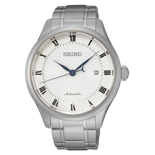 Seiko Men's Automatic Stainless Steel Bracelet Watch - Product number 4424166