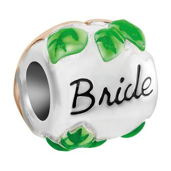 Chamilia Sterling Silver Bride To Be Bead - Product number 4453034