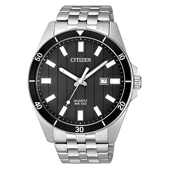Citizen Men's Quartz Stainless Steel Bracelet Sports Watch - Product number 4466950