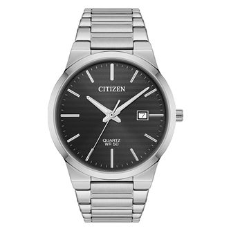 Citizen Men's Quartz Stainless Steel Bracelet Watch - Product number 4466993