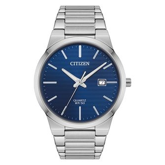 Citizen Men's Quartz Stainless Steel Bracelet Watch - Product number 4467000