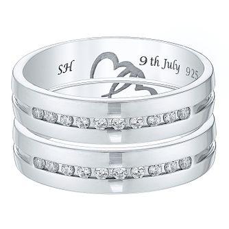 Wedding Commitment Diamond Rings H Samuel