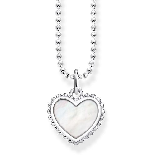 Thomas Sabo Glam Ladies' Heart Mother Of Pearl Pendant - Product number 4491491