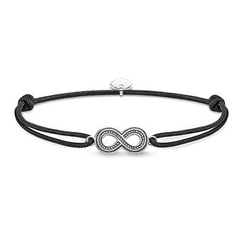 Thomas Sabo Secret Men's Silver Infinity Bracelet - Product number 4491599