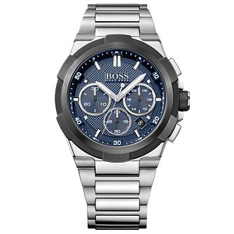 Hugo Boss Men'S Stainless Steel Bracelet Watch - Product number 4492242