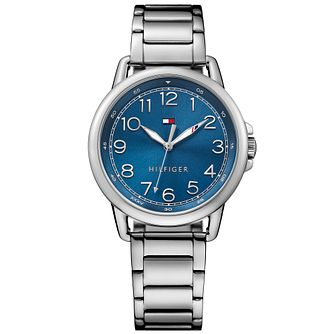 Tommy Hilfiger Stainless Steel Bracelet Watch - Product number 4494814