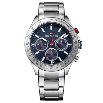 Tommy Hilfiger Men's Stainless Steel Bracelet Watch - Product number 4495535