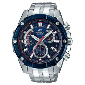 Casio Edifice Men's Toro Rosso Steel Bracelet Watch - Product number 4503198