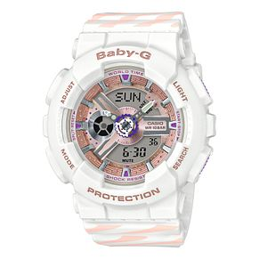 Casio Baby-G Ladies' Shock Resistant Black Strap Watch - Product number 4503554