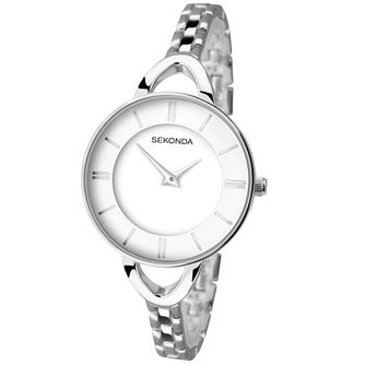 Sekonda Editions Ladies' Stainless Steel Bracelet Watch - Product number 4509862