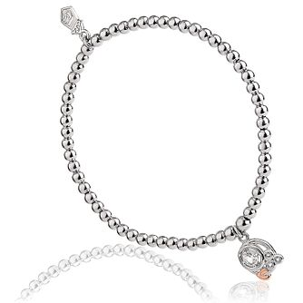 Clogau Sterling Silver Tree of Life Origin Beaded Bracelet - Product number 4509994