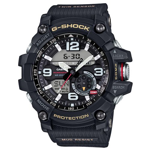 Casio Men's Black Strap Watch - Product number 4510720