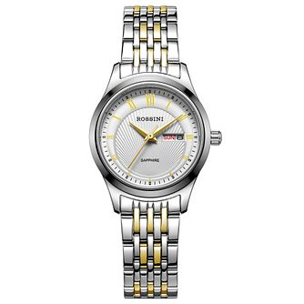 Rossini Sapphire Ladies' Two Colour Bracelet Watch - Product number 4520653