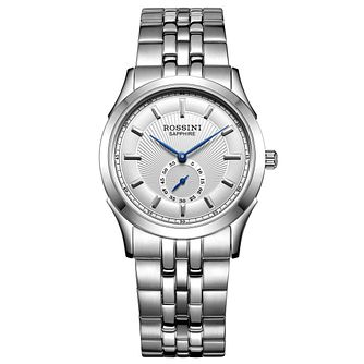 Rossini Sapphire Ladies' Stainless Steel Bracelet Watch - Product number 4531086