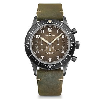 Zenith Pilot Cronmetro Tipo Grey Watch - Product number 4534832