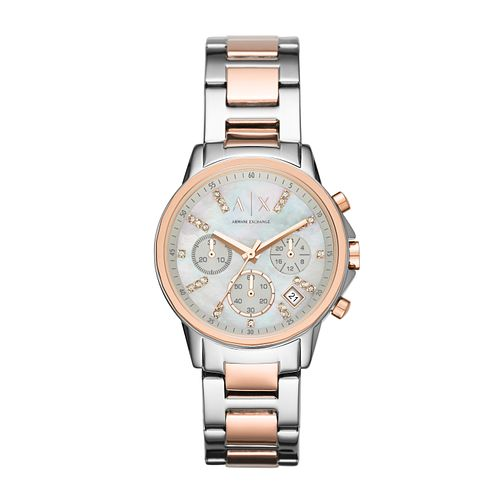 Armani Exchange Ladies' Stainless Steel Bracelet Watch - Product number 4570413