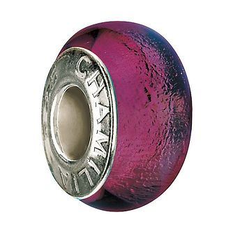 DKNY Ladies' Silver Dial Gold-Plated Bracelet Watch - Product number 4575032
