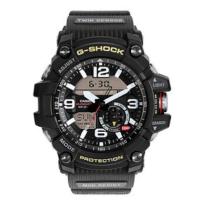 Casio G-Shock Men's Mudmaster Black Resin Strap Watch - Product number 4575326