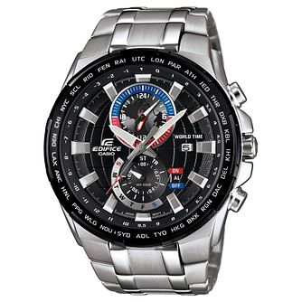 Casio Edifice Men's Stainless Steel Bracelet Watch - Product number 4575407