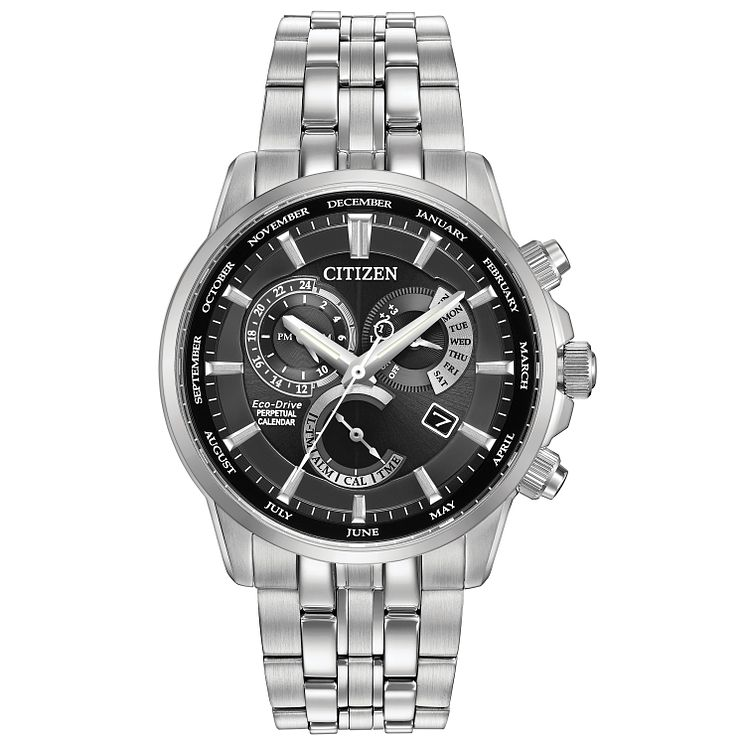 Citizen Eco Drive Men's Stainless Steel Bracelet Watch - Product number 4577744