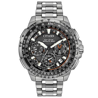 Citizen Eco Drive Men's EXC Titanium Bracelet Watch - Product number 4578694