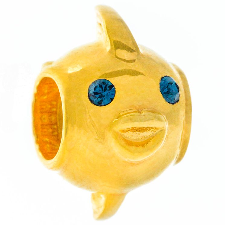 Orla Kiely Ladies' Flower Dial Cream Leather Strap Watch - Product number 4580699