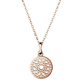 Links of London Timeless Rose Gold Vermeil Pendant Size S - Product number 4588045