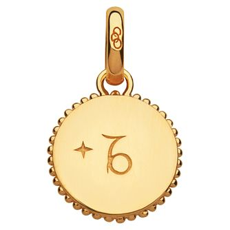 Links of London 18ct Yellow Gold Vermeil Capricorn Charm - Product number 4588207