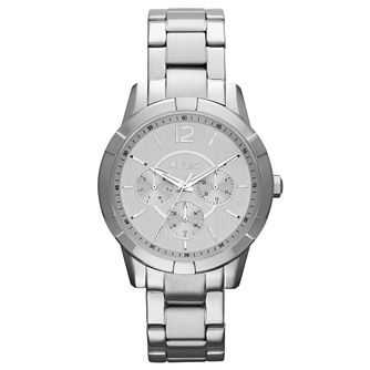 Relic Ladies' Silver Dial Stainless Steel Bracelet Watch - Product number 4608135