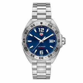 TAG Heuer F1 Men's Stainless Steel Bracelet Watch - Product number 4612035
