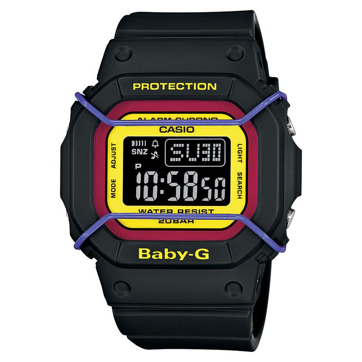 Casio Baby-G Black Multicolour dial Watch - Product number 4614739