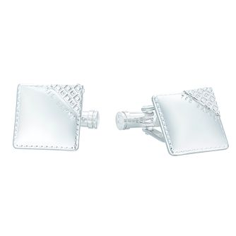 Ted Baker Brass Square Cufflinks - Product number 4624548