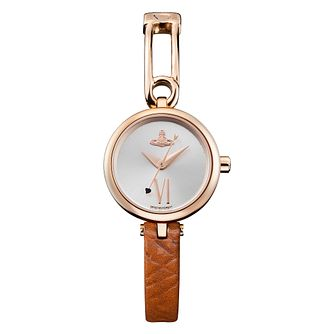 Vivienne Westwood Soho Ladies' Rose Gold Tone Watch - Product number 4631250