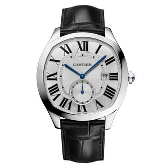 Cartier Drive Men's Stainless Steel Strap Watch - Product number 4678907