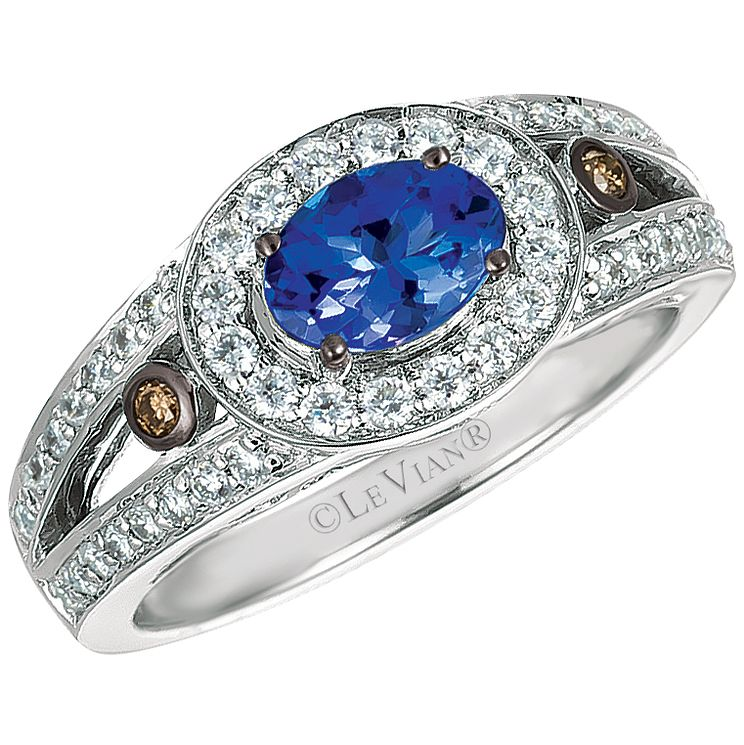 diamond gold number product crossover ring d rings wedding white webstore tanzanite