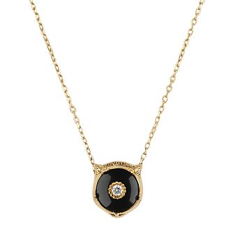 Gucci Le Marche Des Merveilles Ladies' 18ct Gold Pendant - Product number 4686306
