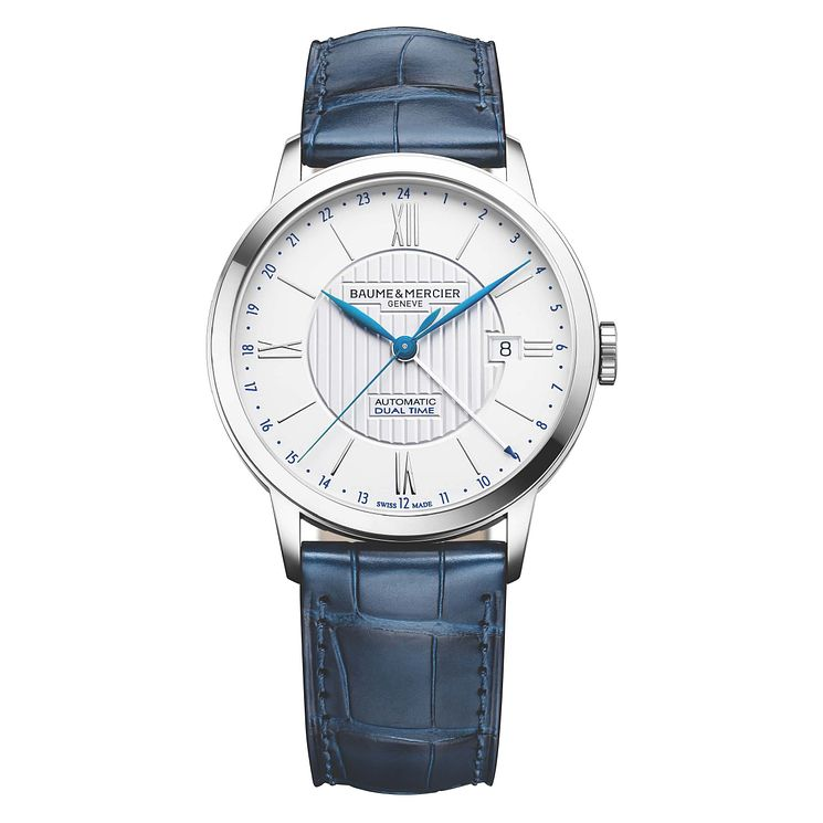 Baume & Mercier Classima Men's Stainless Steel Strap Watch - Product number 4700058