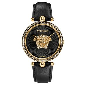 Versace Palazzo Empire Ladies' Gold Tone Strap Watch - Product number 4705297