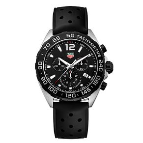 Tag Heuer F1 Men's Stainless Steel Strap Watch - Product number 4716973