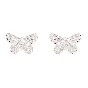 Olivia Burton Silver 3D Plated Stud Earrings - Product number 4722191