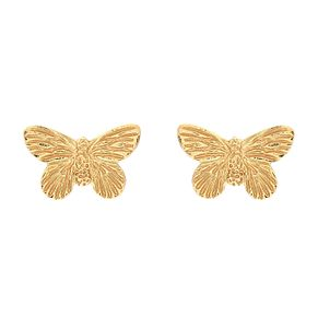 Olivia Burton Yellow Gold Plated Stud Earrings - Product number 4722205